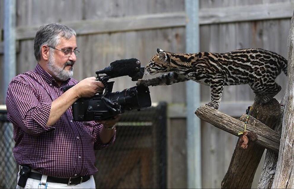 Glenn Hartong, Emmy award winning video producer in Cincinnati